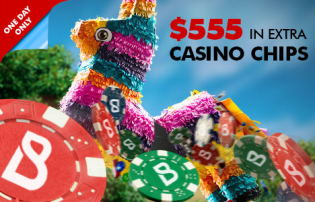 Bovada Casino Cinco De Mayo Promotion