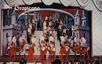 Tropicana Casino Stage Production