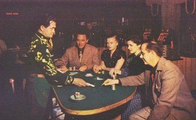 Vintage Vegas Blackjack