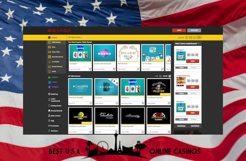 Online Casino Bovada