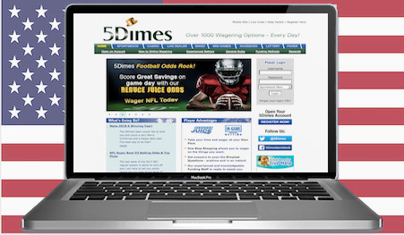 5Dimes USA Casino