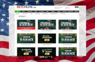 BetOnline USA Blackjack Games