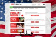 BetOnline USA Casino Promotions