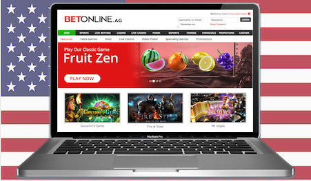 BetOnline USA Casino