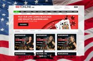 BetOnline USA Live Dealer Casino