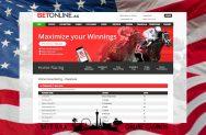 BetOnline USA Racebook
