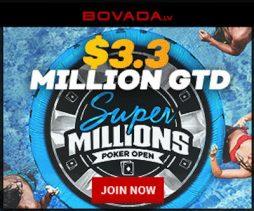 Bovada Monster Stack Poker Tournaments Autumn 2018