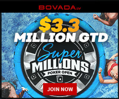Bovada Monster Stack Poker Tournaments Autumn 2018
