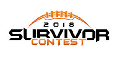 MyBookie NFL 2018 Survivor Pool