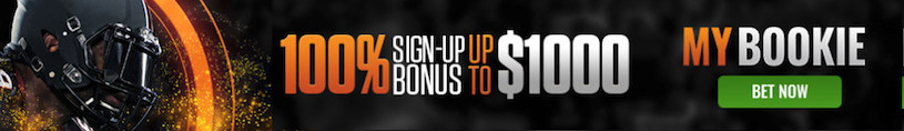 MyBookie Sportsbook Bonus for NFL 2018