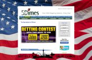 5Dimes USA Sports Betting Contest