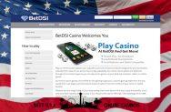 BetDSI USA Casino Lobby