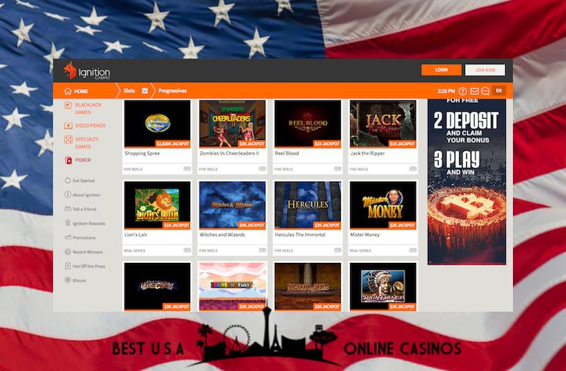 Ignition Casino Usa