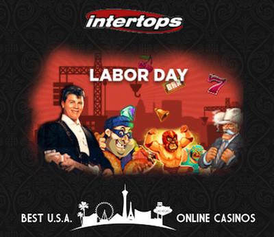 Intertops Labor Day Casino Promotion
