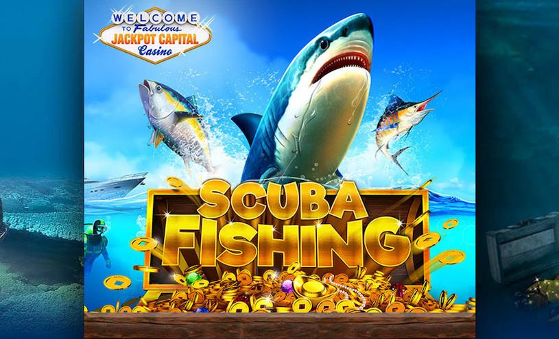 Scuba Fishing Slots Released