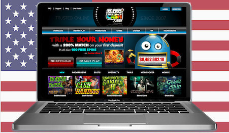 Sloto Cash Casino USA