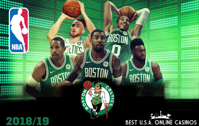 Bet on the 2018 Boston Celtics