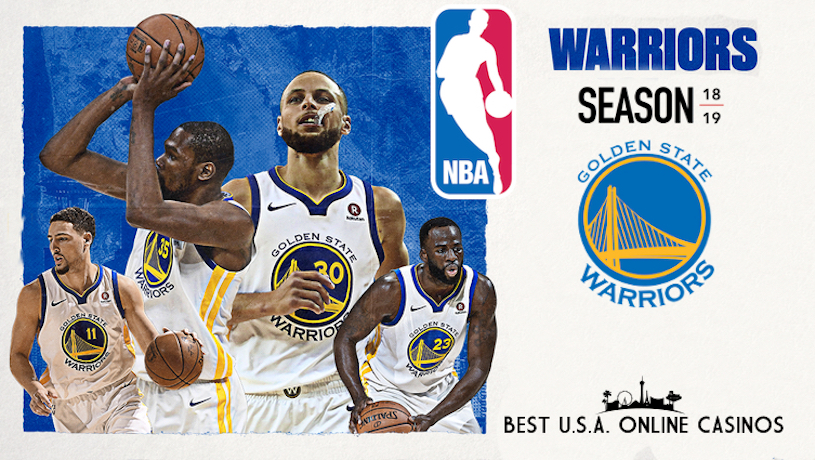 Bet on the 2018 Golden State Warriors