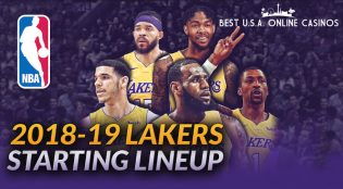Bet on the 2018 Los Angeles Lakers