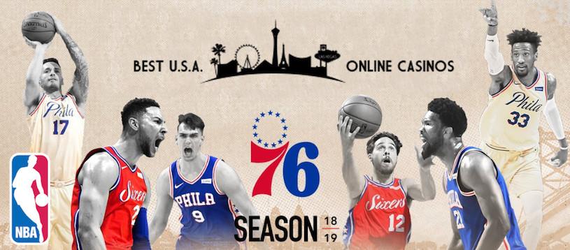 Bet on the 2018 Philadelphia 76ers