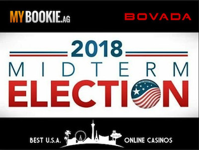 Bet on the 2018 U.S. Midterm Elections