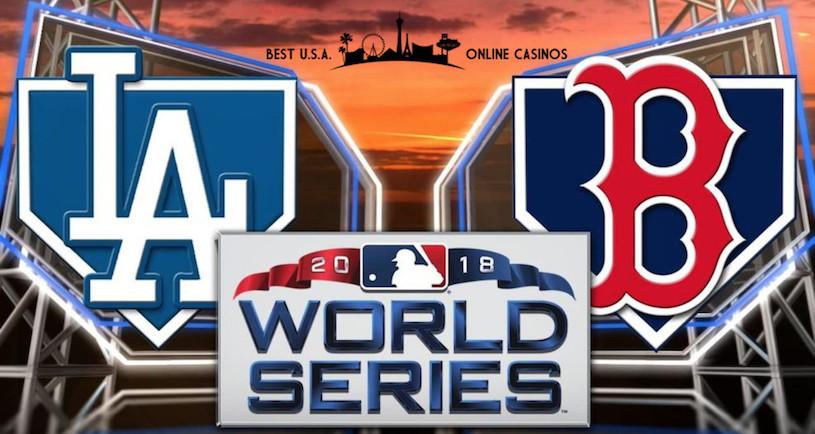 Bet on 2018 World Series