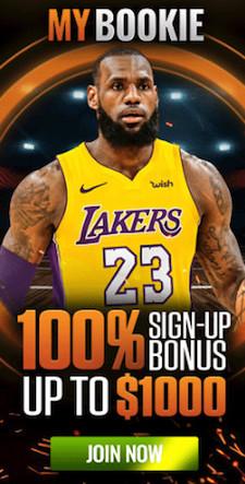 MyBookie NBA Sign Up Bonus