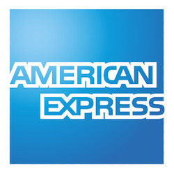 American Express Classic Blue Logo