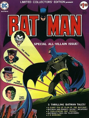Batman All Villain Issue