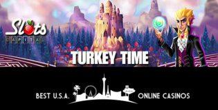 Slots Capital Turkey Time