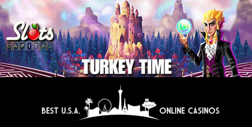 Slots Capital Turkey Time