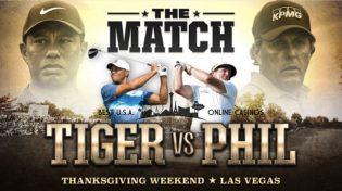 Tiger VS. Phil