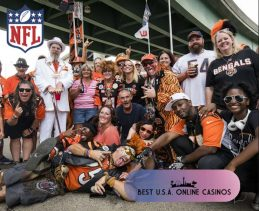 Bengals Fans Tailgating