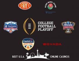 Bet on 2018 NCAAF Big Bowls