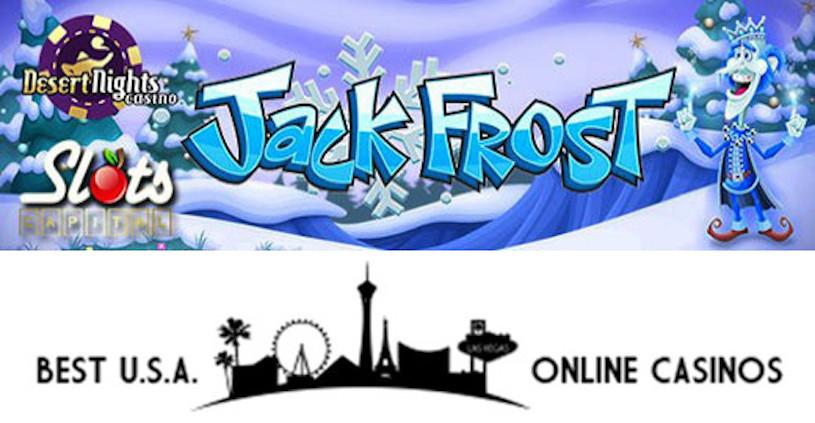 Jack Frost Slots Promo