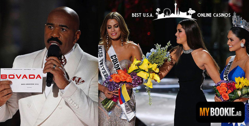 Miss Universe Mistake Steve Harvey