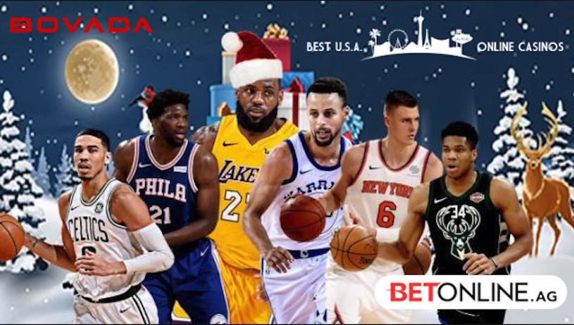 Bet on NBA Christmas Day Games at U.S. Online Casinos  e75e6d57eccd