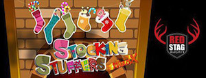 Stocking Stuffers Slots Red Stag Casino
