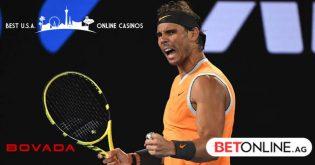 Bet on 2019 Australian Open