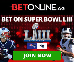 BetOnline Super Bowl 53 Join Now