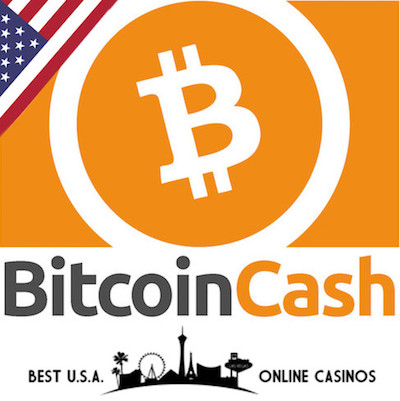 Bitcoin Cash USA Online Casino Deposit Method