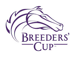 Breeders' Cup Logo Purple