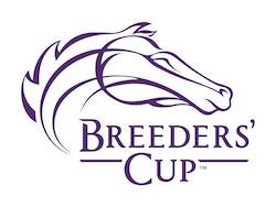 Breeders' Cup Logo Purple