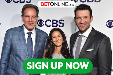 CBS Broadcasting Team Bet Now