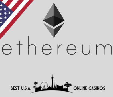 Ethereum USA Online Casino Deposit Method