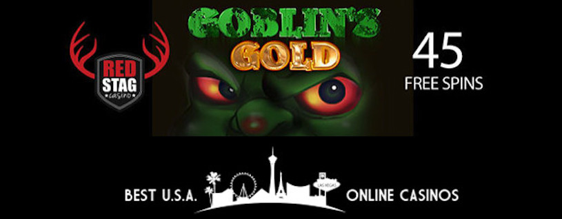 Goblin's Gold Free Spins at Red Stag Casino