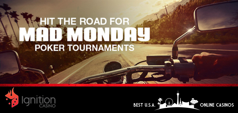 Ignition Poker Mad Monday Tournaments