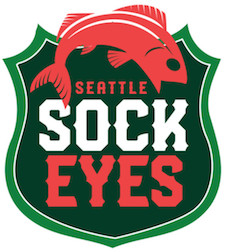 Seattle Sockeyes NHL Logo
