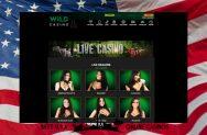 Wild Casino USA Live Dealers
