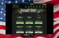Wild Casino USA Online Gambling Promotions